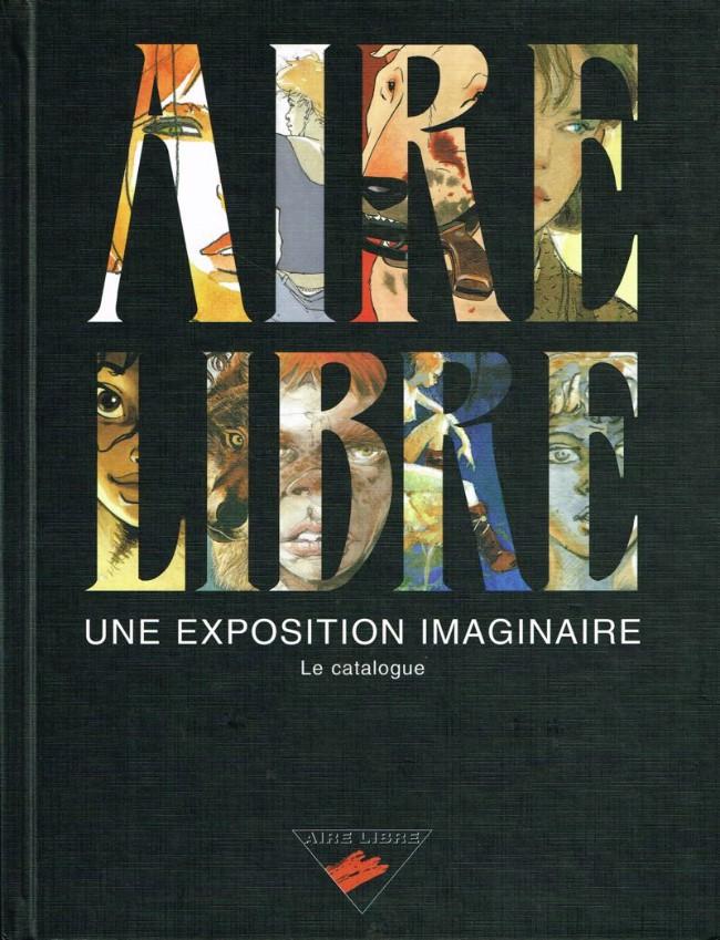 Couverture de Aire Libre -1HC- Une exposition imaginaire
