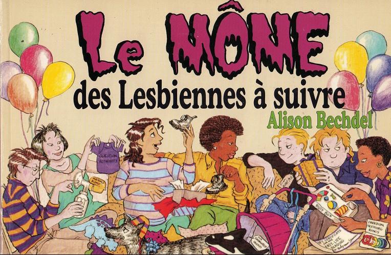 Couverture de Le môme des Lesbiennes à suivre - Le môme des lesbiennes à suivre