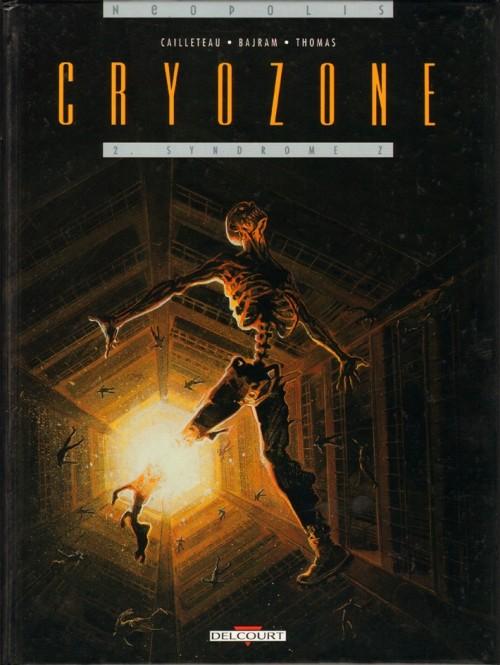 Couverture de Cryozone -2- Syndrome Z