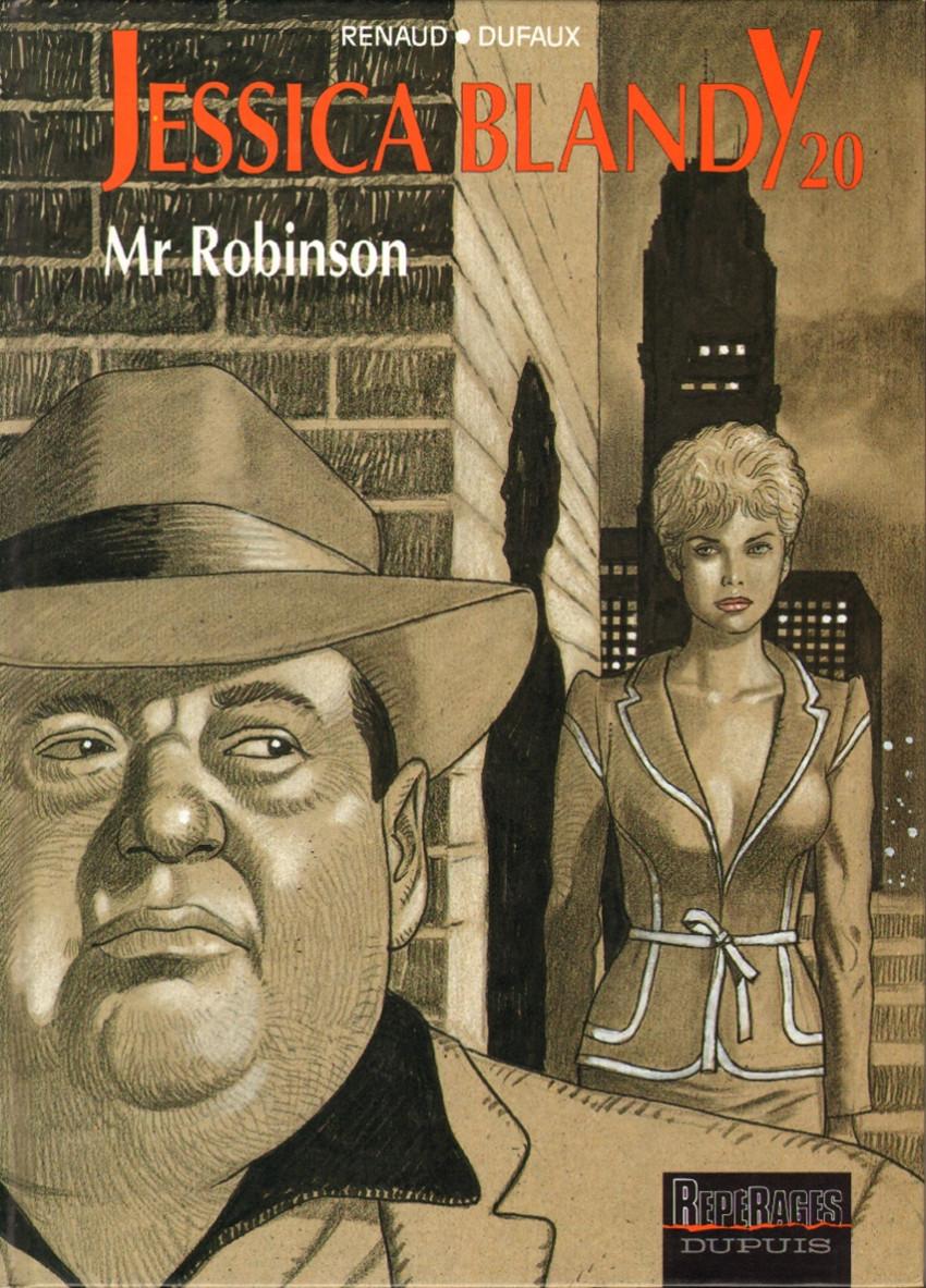 Couverture de Jessica Blandy -20- Mr Robinson