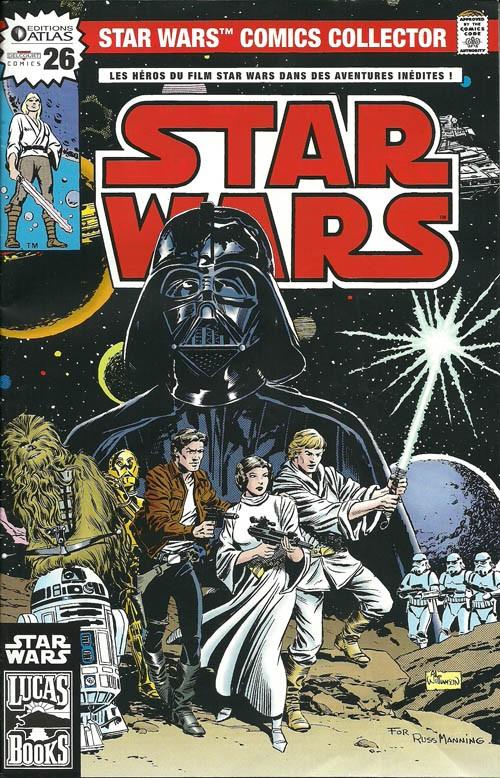 Couverture de Star Wars (Comics Collector) -26- Numéro 26