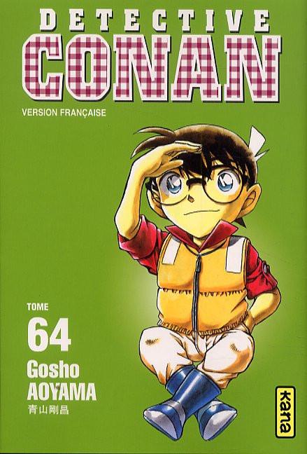 Couverture de Détective Conan -64- Tome 64