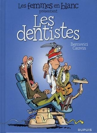 bande dessinee dentiste