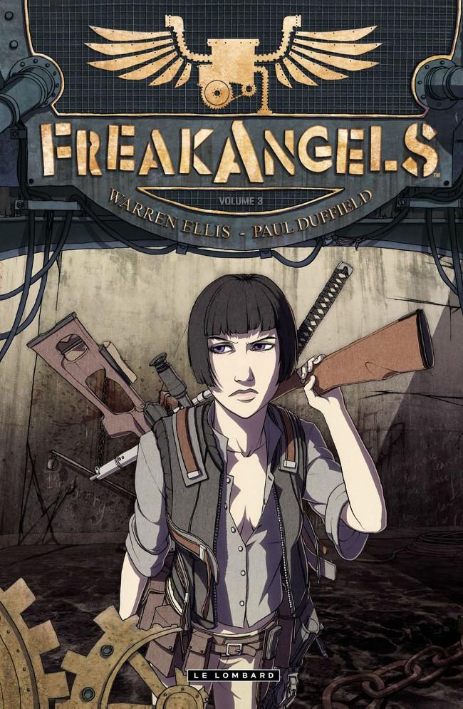 Couverture de FreakAngels -3- Volume 3