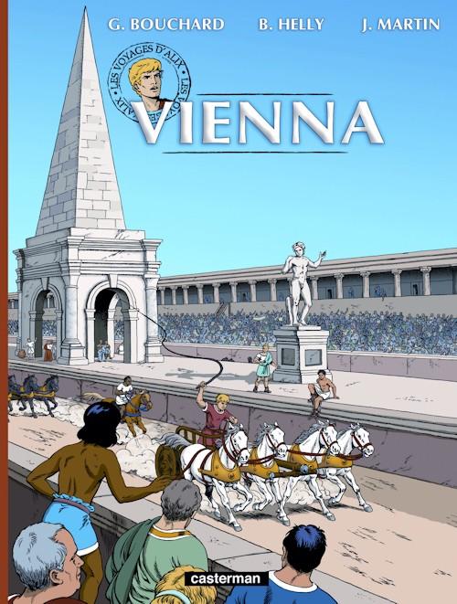 Couverture de Alix (Les Voyages d') -32- Vienna