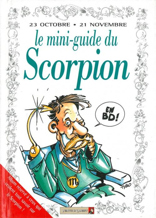 Couverture de Le mini-guide -8- Le mini-guide du Scorpion