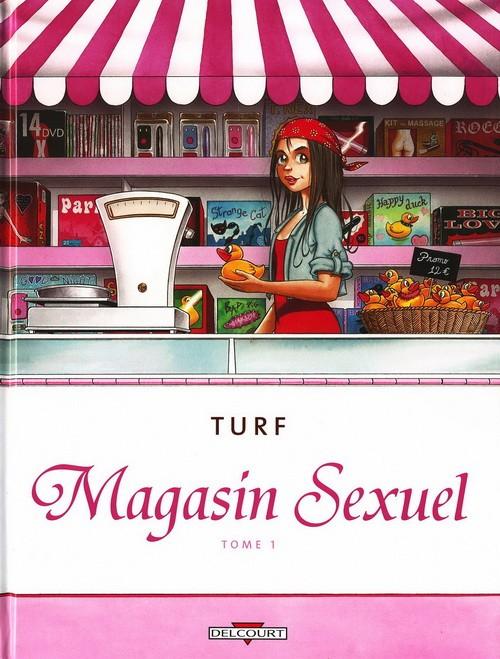 Couverture de Magasin Sexuel -1- Tome 1