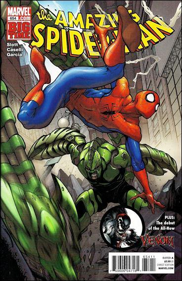 Couverture de Amazing Spider-Man (The) Vol.2 (Marvel comics - 1999) -654- Revenge of the spider-slayer part 3 : self-inflicted wounds