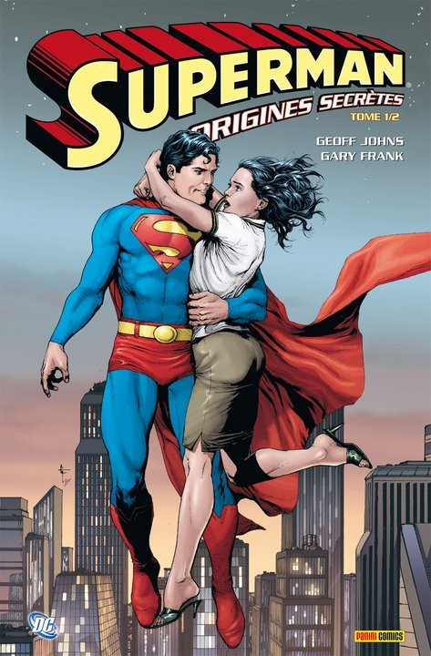 Superman - Origines secrètes - 2 tomes