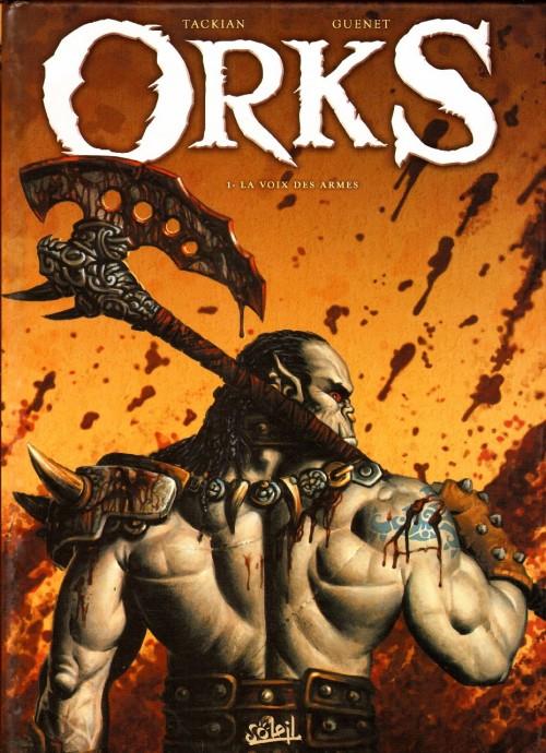 Couverture de Orks -1- La voix des armes