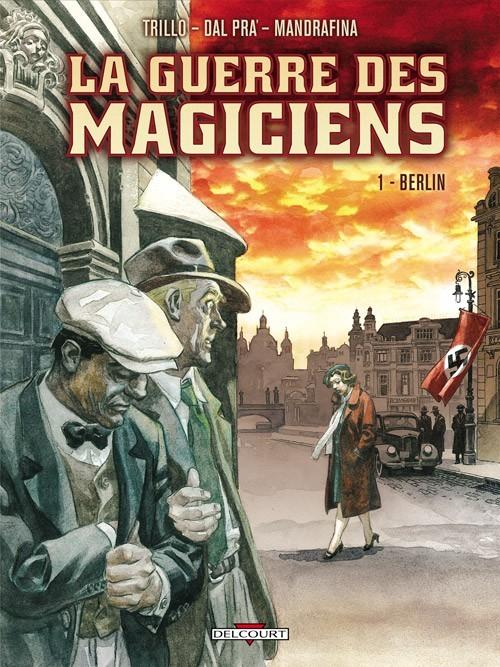 La guerre des Magiciens  - les 2 tomes
