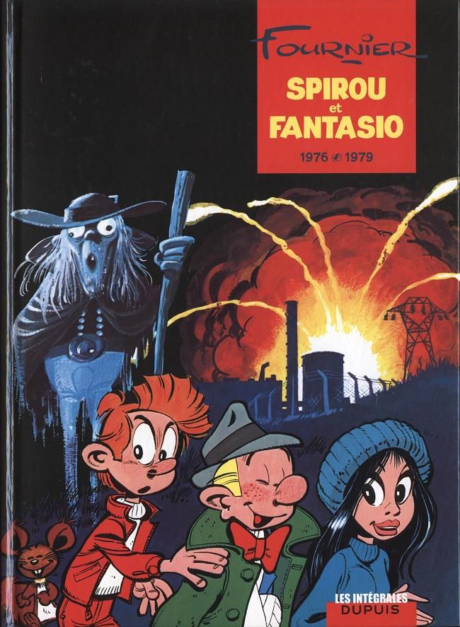 Couverture de Spirou et Fantasio -6- (Int. Dupuis 2) -11- 1976-1979