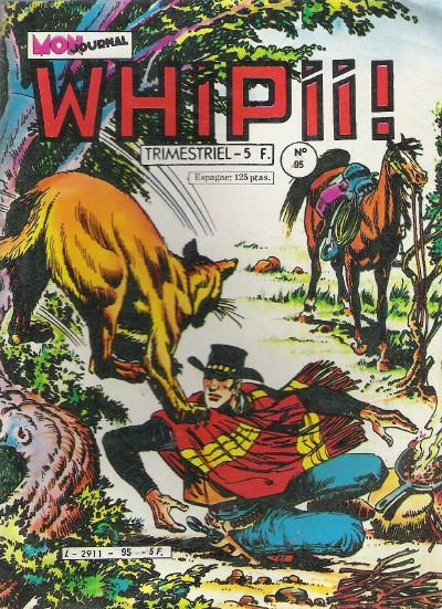 Couverture de Whipii ! (Panter Black, Whipee ! puis) -95- Stormy Joe - Aéronautes à Tolima