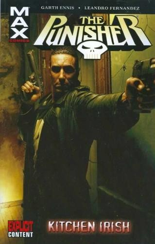 Couverture de Punisher MAX (Marvel comics - 2004) (The) -INT02- Kitchen irish