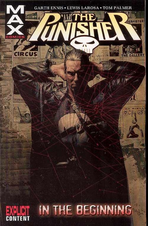 Couverture de Punisher MAX (Marvel comics - 2004) (The) -INT01- In the beginning