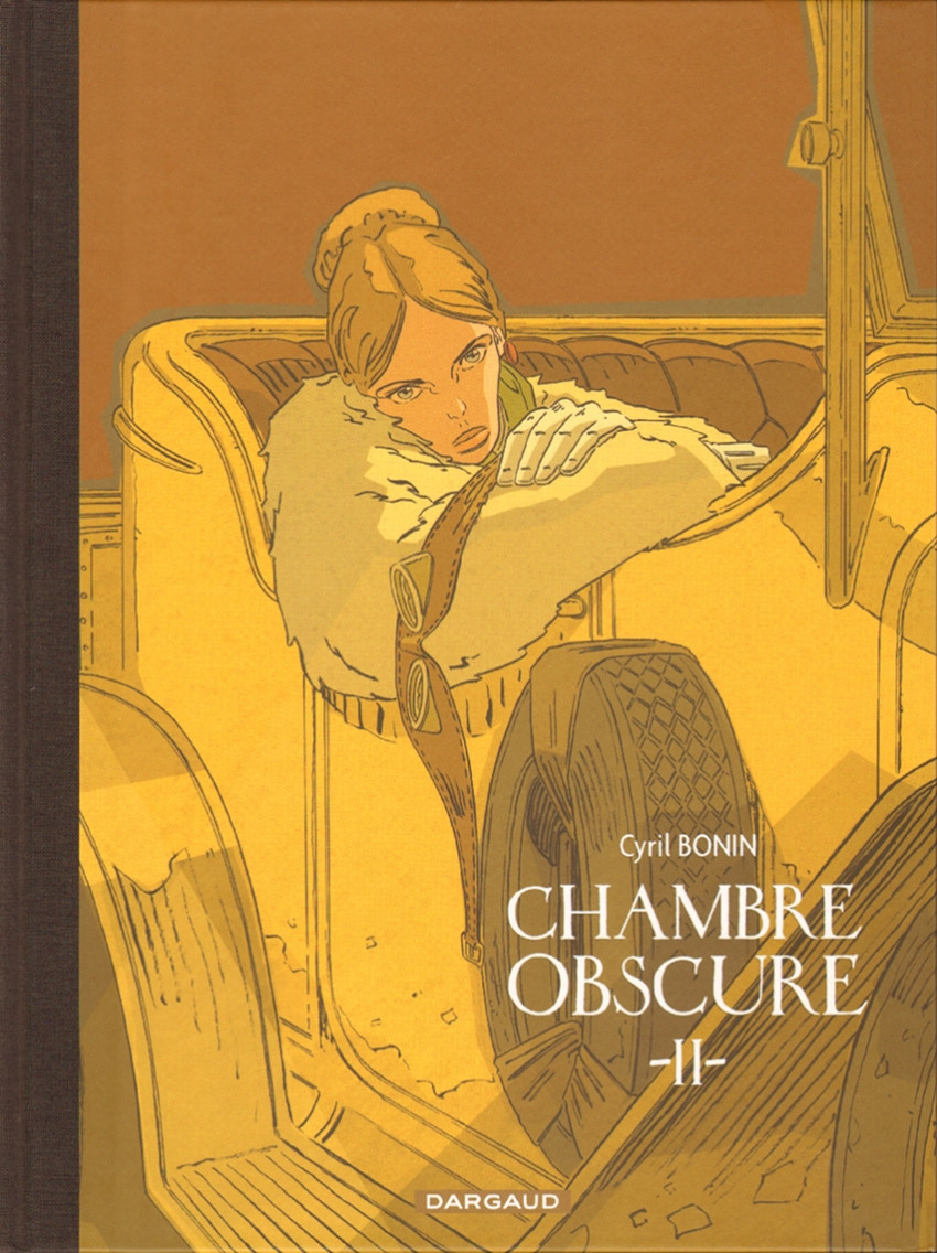 Chambre obscure 2 Tomes