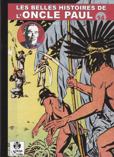 Couverture de Les belles histoires de l'Oncle Paul -14- Tome 14