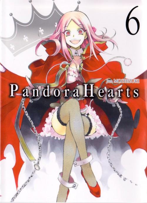 sortie france pandora hearts tome 23