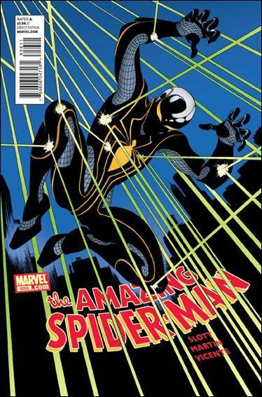 Couverture de Amazing Spider-Man (The) Vol.2 (Marvel comics - 1999) -656- No one dies part 2 : resolve