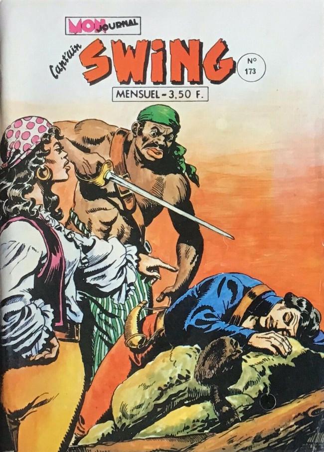 Couverture de Capt'ain Swing! (1re série) -173- Les anges du requin