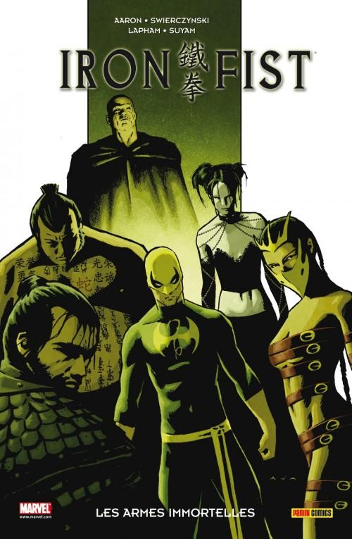 Iron Fist (100% Marvel - 2008)