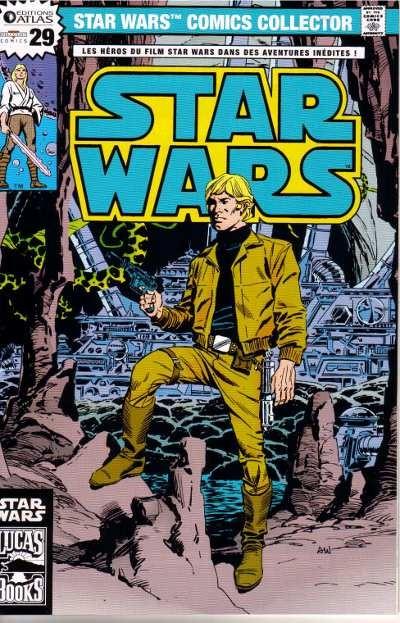Couverture de Star Wars (Comics Collector) -29- Numéro 29