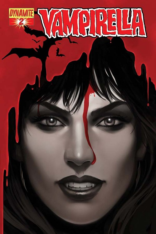 Couverture de Vampirella (2010) -2- Crown of worms part 2 : know thyself