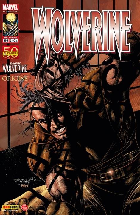 Couverture de Wolverine (Marvel France 1re série) (1997) -206- L'heure des comptes (1)