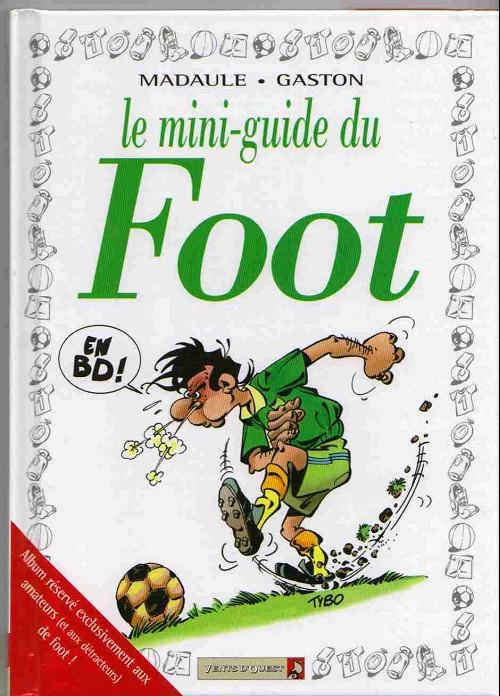 Couverture de Le mini-guide -23- Le mini-guide du foot
