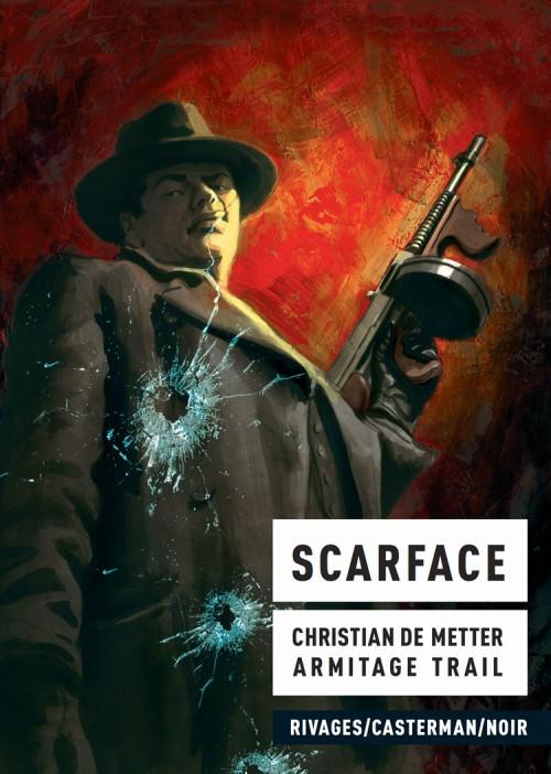 Couverture de Scarface (De Metter) - Scarface
