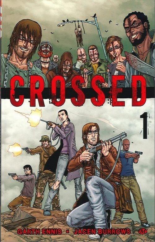 Couverture de Crossed -1- Tome 1