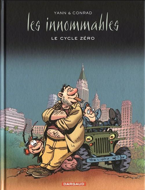 Couverture de Les innommables (Intégrales) -INT0- Le Cycle Zéro