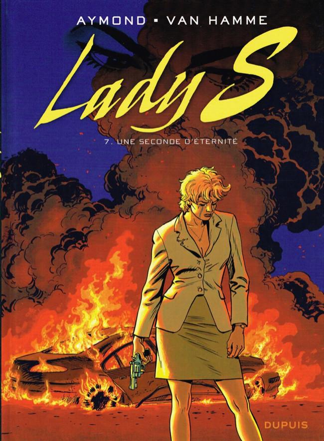 Couverture de Lady S. -7- Une seconde d'éternité