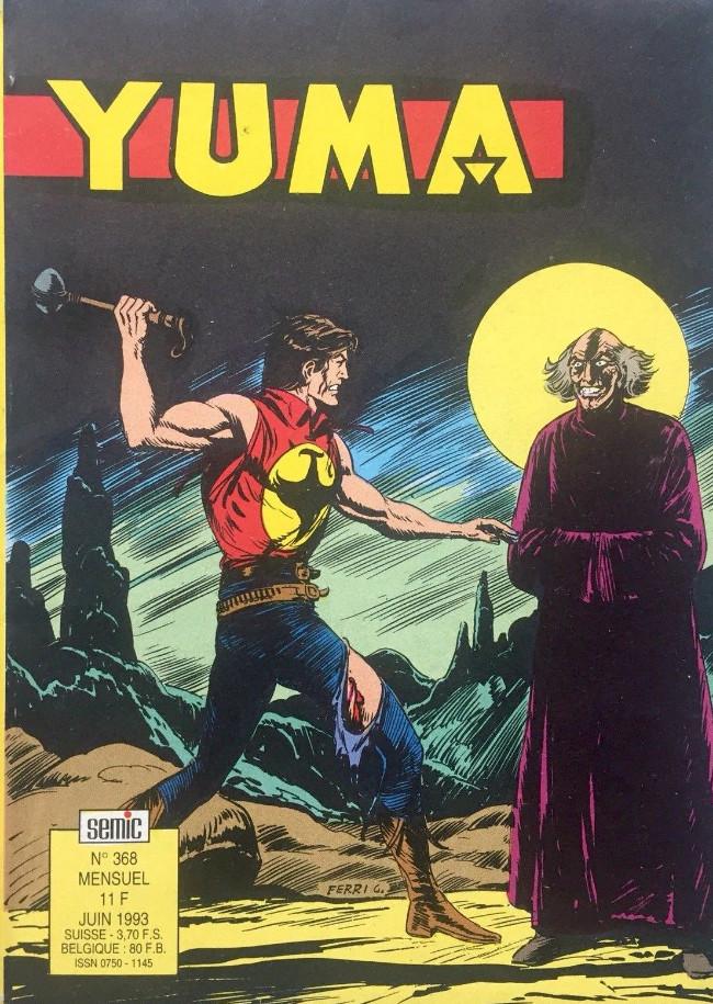 Couverture de Yuma (1re série) -368- Cauchemars (5)