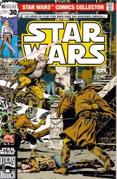 Couverture de Star Wars (Comics Collector) -30- Numéro 30