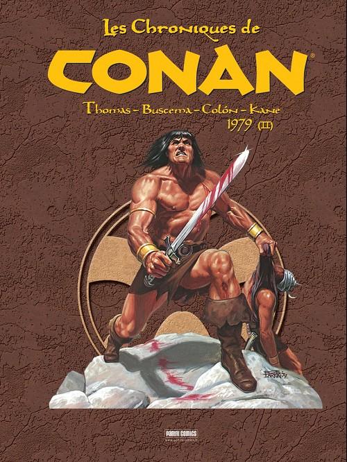 Couverture de Les chroniques de Conan -8- 1979 (II)