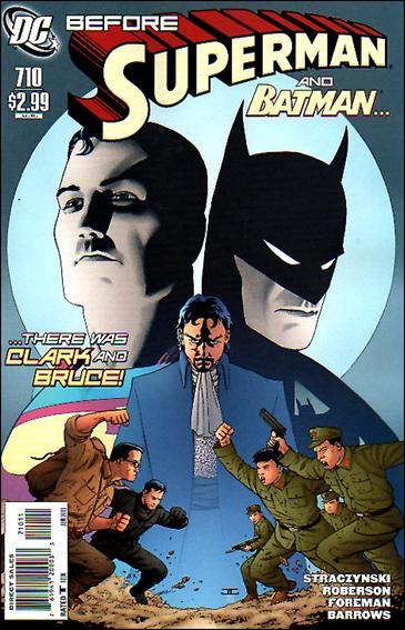 Couverture de Superman (1939) -710- Grounded part 8