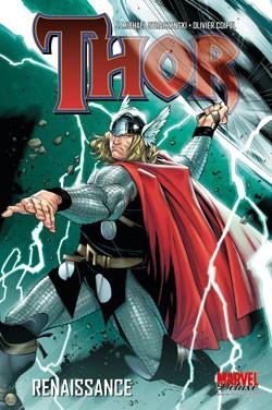 Couverture de Thor (Marvel Deluxe) -1- Renaissance