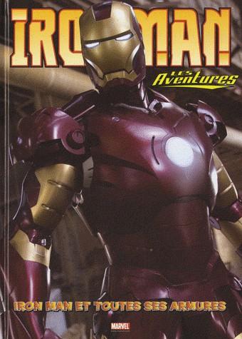 Couverture de Iron Man - Les aventures -3- Tome 3