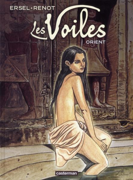 Les voiles - 2 Tomes