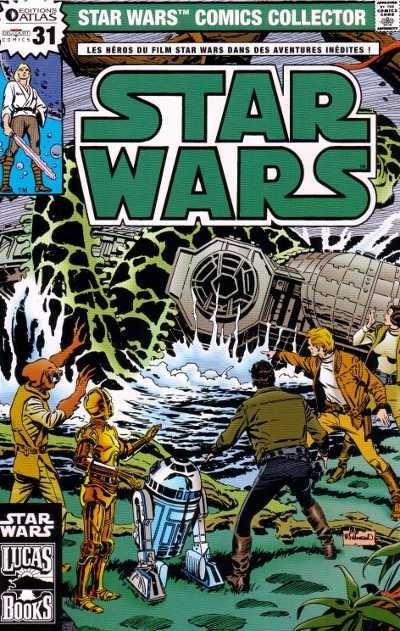 Couverture de Star Wars (Comics Collector) -31- Numéro 31