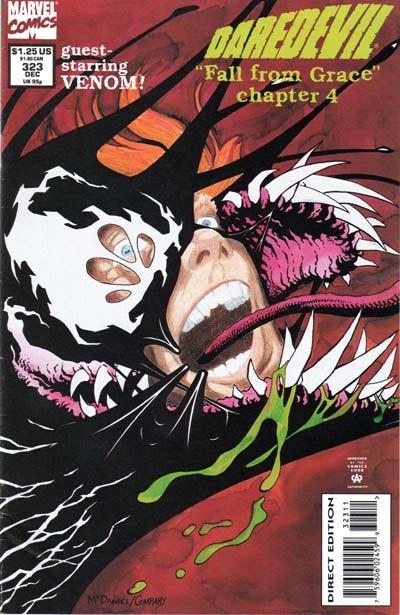 Couverture de Daredevil (1964) -323- Conflict