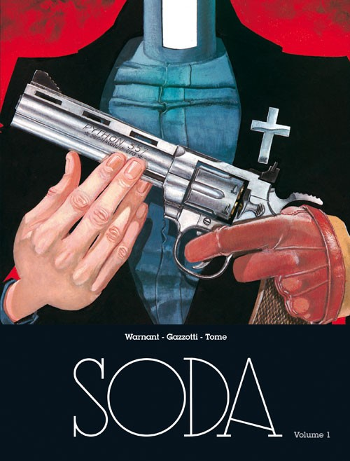 Couverture de Soda -INT1- Volume 1