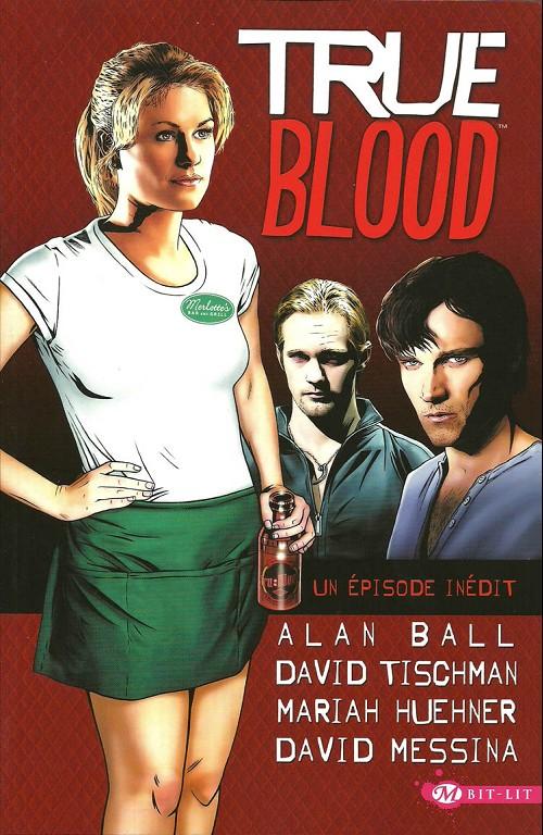 Couverture de True blood -1- Tome 01