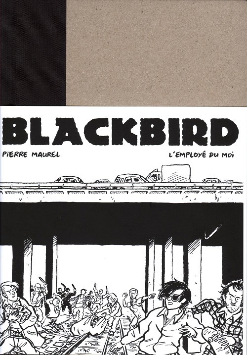 Couverture de Blackbird