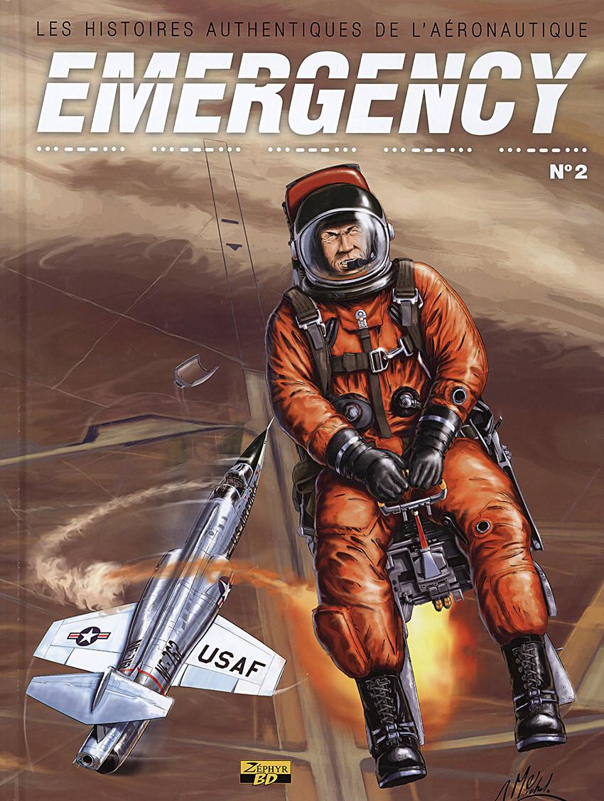 Couverture de Emergency - Les Histoires authentiques de l'aéronautique -2- N°2