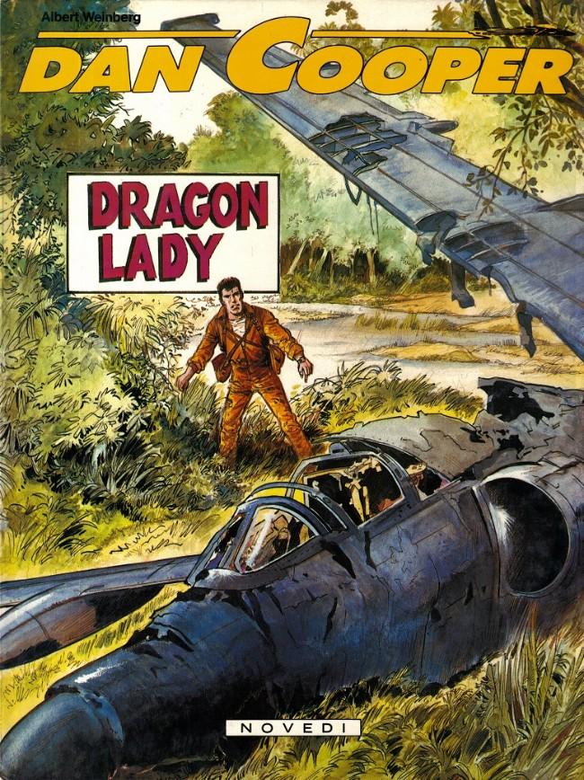 Couverture de Dan Cooper (Les aventures de) -35- Dragon Lady