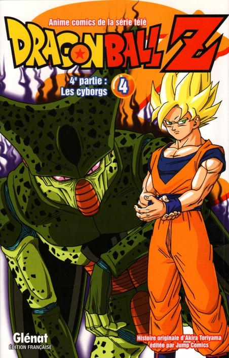 Couverture de Dragon Ball Z -19- 4e partie : Les cyborgs 4
