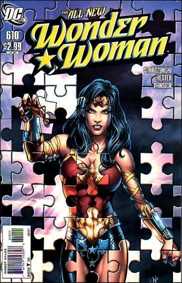 Couverture de Wonder Woman Vol.1 (DC Comics - 1942) -610- Odyssey part 10 : Diana's army
