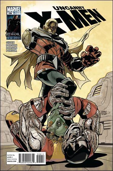 Couverture de Uncanny X-Men (The) (Marvel comics - 1963) -536- Breaking point part 2